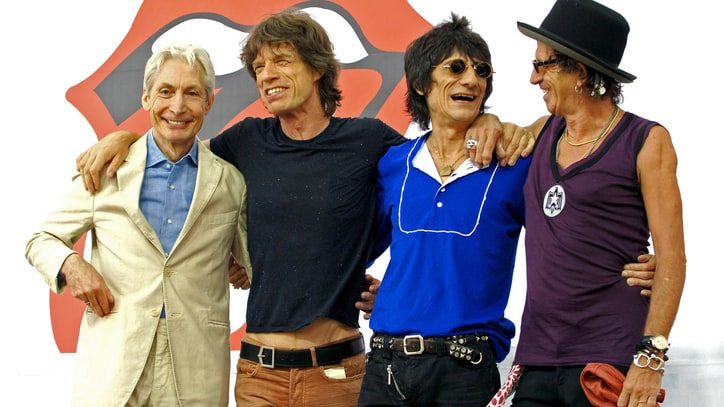 The Rolling Stones: Back With a Bang