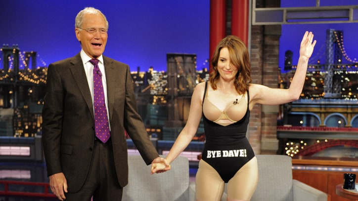 David Letterman: Famous Fans Say Goodbye