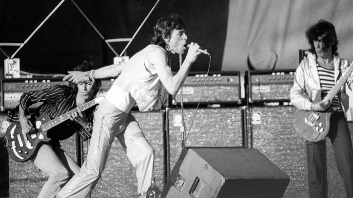 Flashback: Rolling Stones Play Intense 'Beast of Burden' in 1978