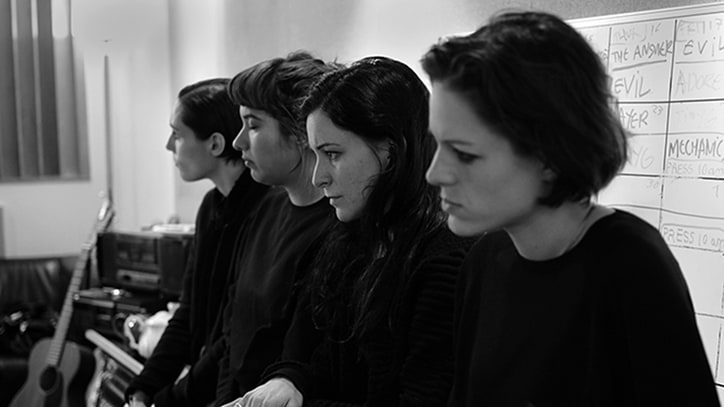 Savages on Channeling Black Sabbath for 'Very Heavy, Very Mean' New LP