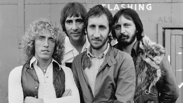 The Who Come to a Fork in the Road