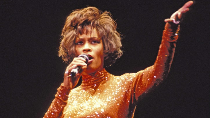Whitney Houston Gets Down and Dirty