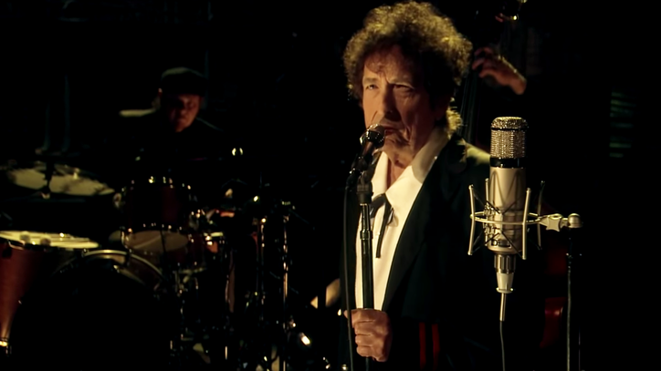Watch Bob Dylan's Rare Late-Night Performance on 'Letterman'