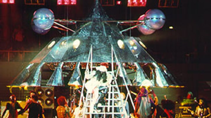 Parliament-Funkadelic Donates 'Mothership' to Smithsonian