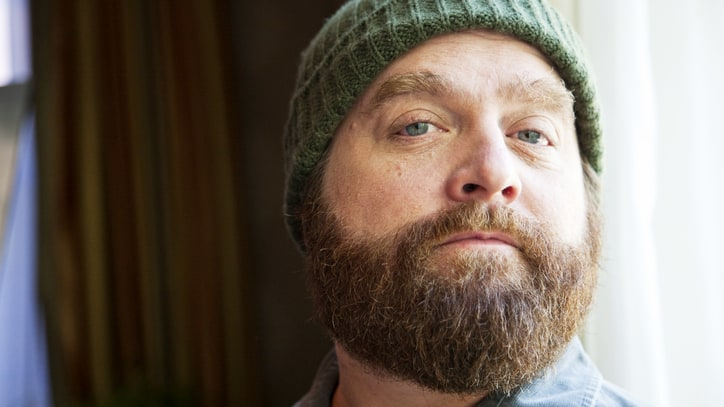 Zach Galifianakis: Reluctant Superstar
