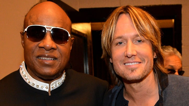Hear Keith Urban and Stevie Wonder Team Up With Jason Derulo