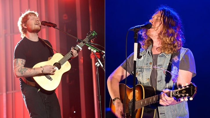 Watch Ed Sheeran & Ben Kweller Cover 'Stand By Me'