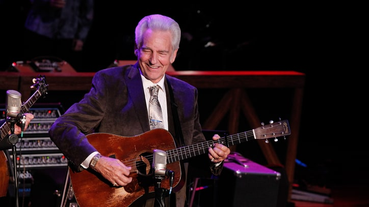 Del McCoury Handpicked by Woody Guthrie's Family to Finish Lost Songs