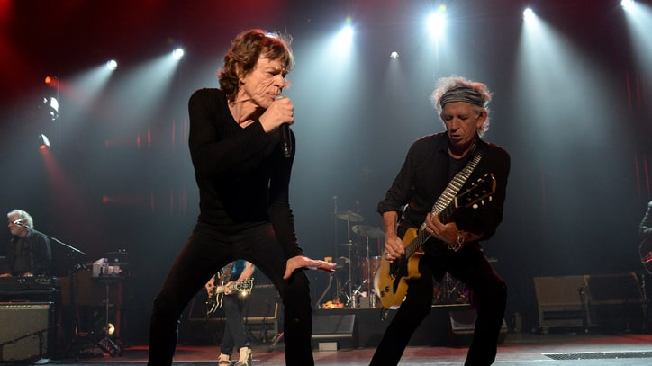 Rolling Stones Torch 'Sticky Fingers' at Small Surprise L.A. Show