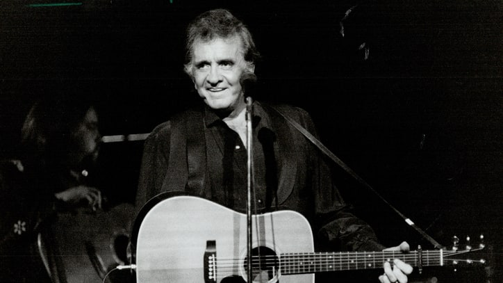 Flashback: Johnny Cash Is First Country Artist on 'Letterman'