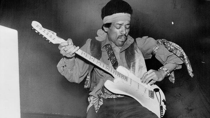 Jimi Hendrix Busted in Toronto