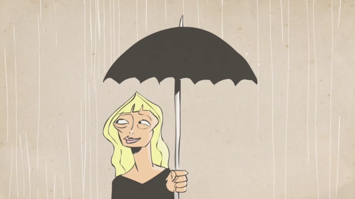 Joni Mitchell Laughs at Fame in Newly Animated Eighties Interview