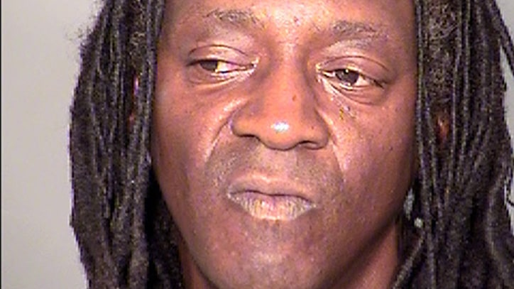 Flavor Flav Arrested for DUI, Speeding in Las Vegas