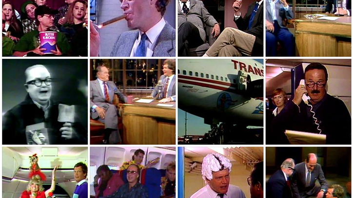 Letterman Fan Details Every Frame in Final Show Montage