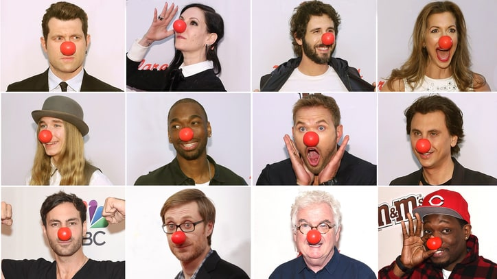6 Craziest Things We Saw Inside 'Red Nose Day'
