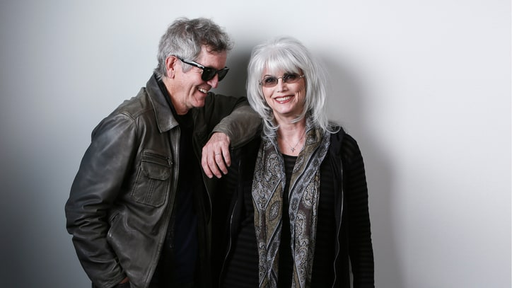 Emmylou Harris and Rodney Crowell on Duets, Friendship, Dolly and Gram