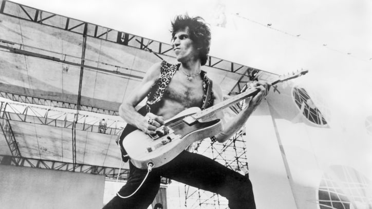 Keith Richards: The Rolling Stone Interview