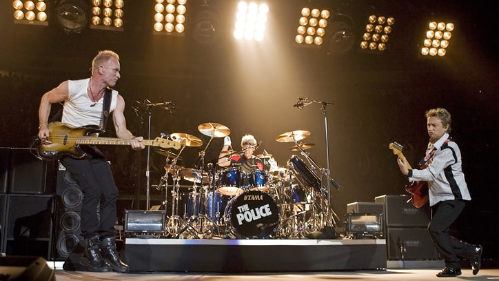 The Police: A Fragile Truce