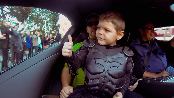 'Batkid Begins' Trailer Promises Joy, Tears