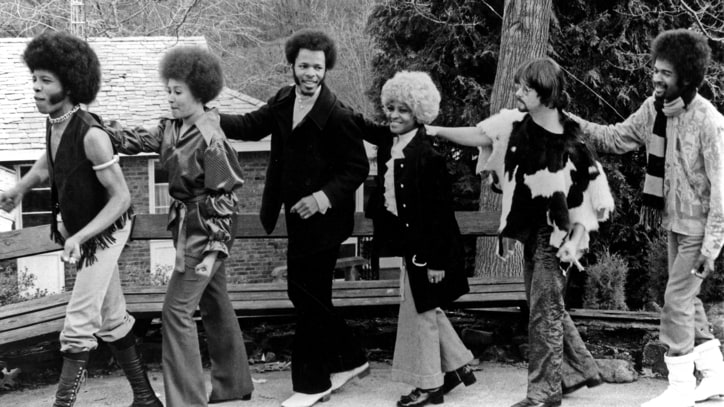 Sly and the Family Stone: Everybody Is a Star