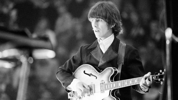 Read Previously Unknown George Harrison Letter From 1966