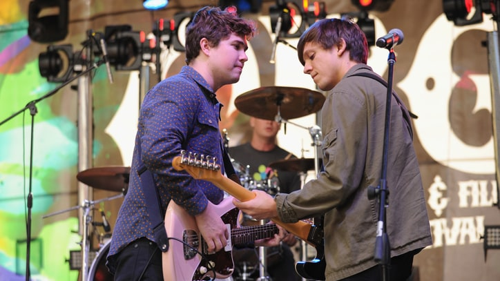 Surfer Blood Lose Donations for Ailing Guitarist in Van Theft