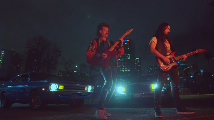 Inside Julian Casablancas' Post-Apocalyptic New Video 'Human Sadness'