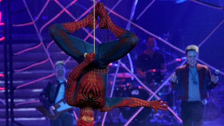 'Spider-Man' Cast Recording Album Due in June