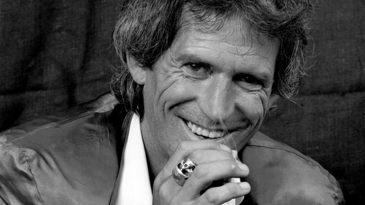 Keith Richards: The Rolling Stone 20th Anniversary Interview
