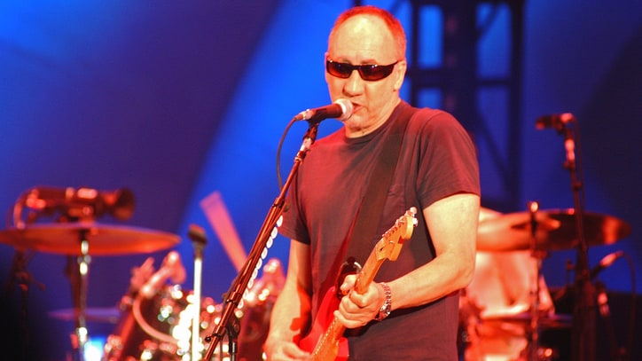 Pete Townshend: Dr. Who