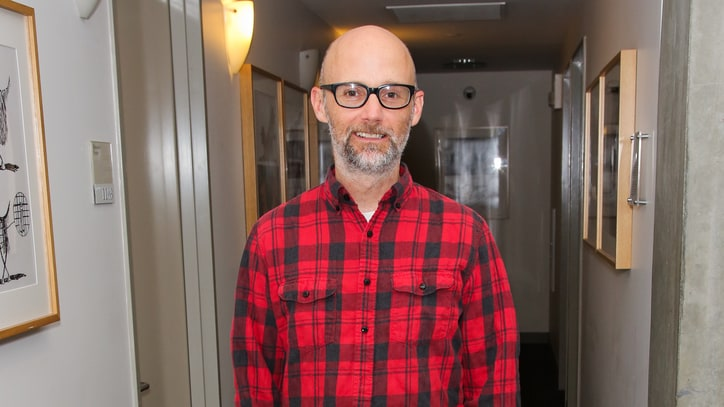 Moby on California Drought: 'The Way We're Living Is Stupid'