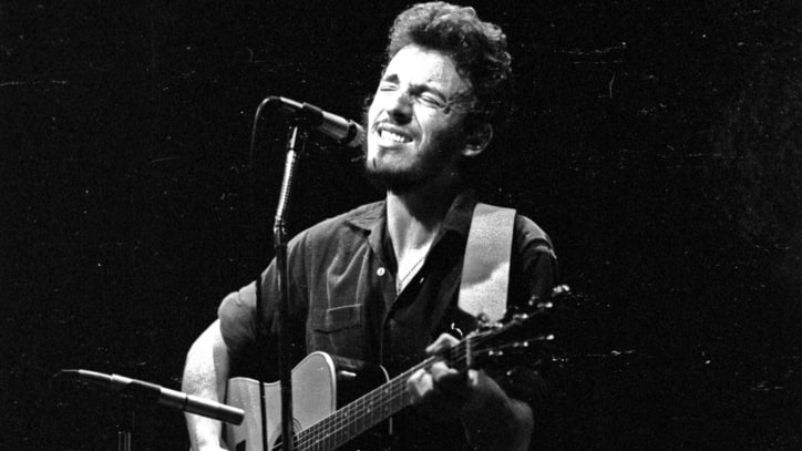 Bruce Springsteen: It's Sign Up a Genius Month