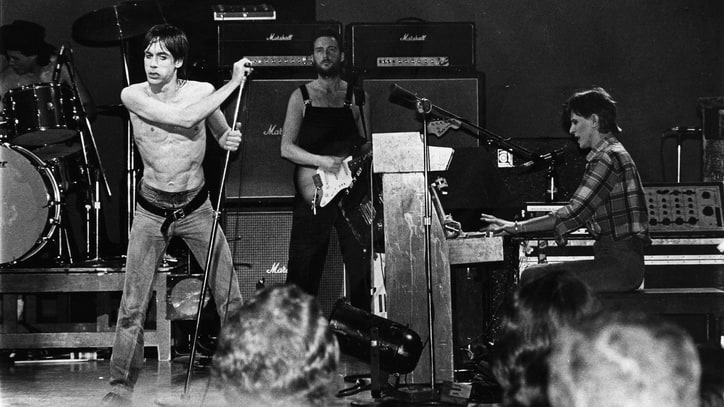 Iggy Pop: Bowie's Main Man
