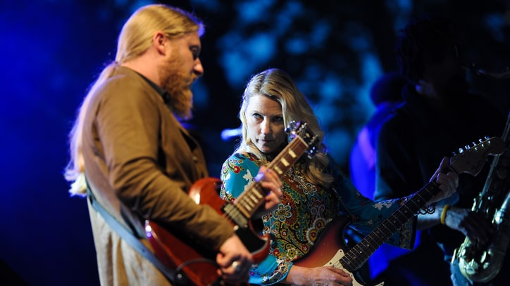 Watch Derek Trucks and Susan Tedeschi Jam With Sharon Jones