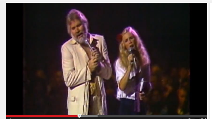 Flashback: Kim Carnes Recalls Eighties Duet With Kenny Rogers