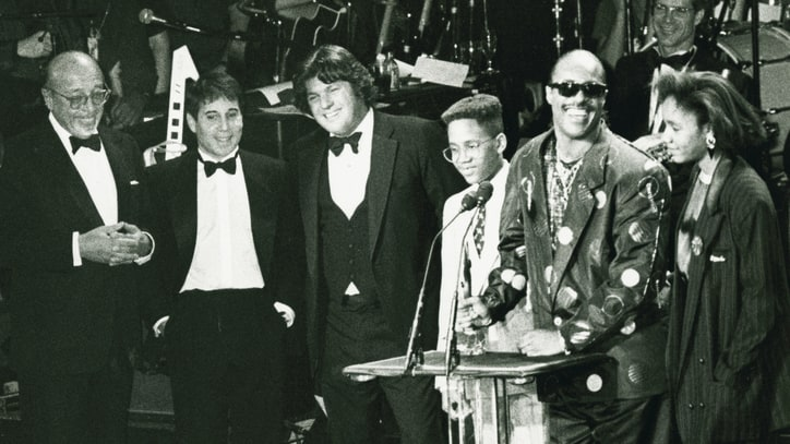 The 1989 Rock and Roll Hall of Fame Induction Ceremony