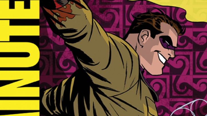 Cartoonist Darwyn Cooke Talks 'Watchmen' Revival