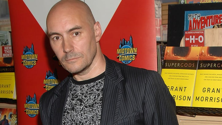 Grant Morrison Convention Planned in Las Vegas