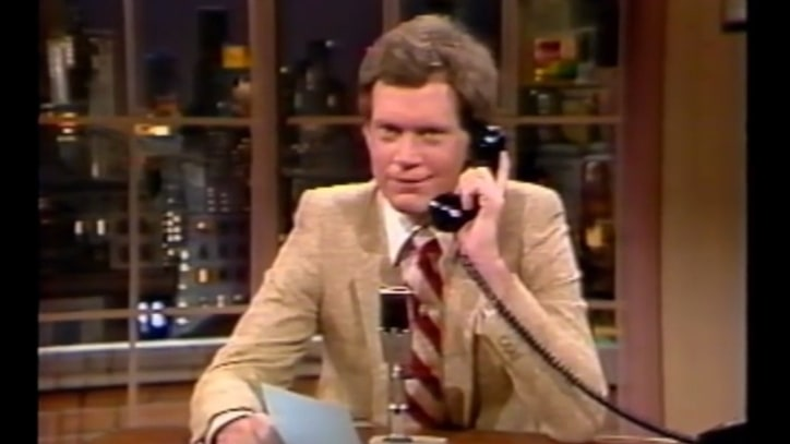 Watch David Letterman Call 18-Year-Old Todd Barry in 1982