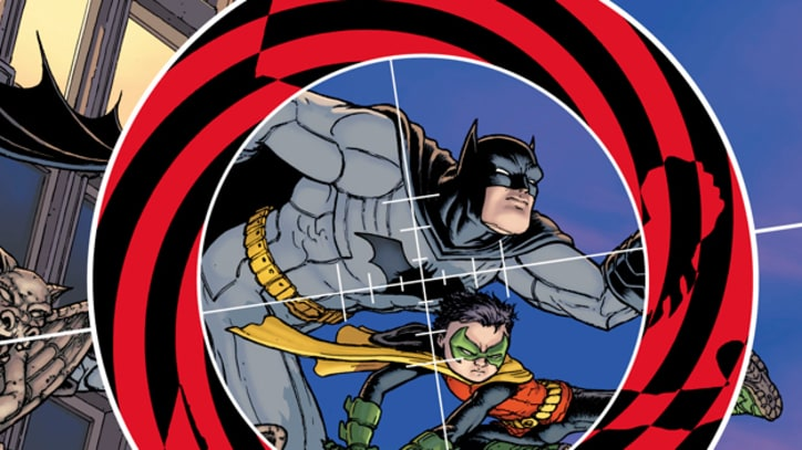 Exclusive Excerpt: Grant Morrison Returns to the Dark Knight with 'Batman Incorporated'