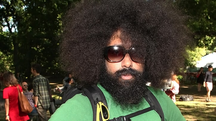 Reggie Watts: 'I Feel That I Need to Make Something More Substantial'