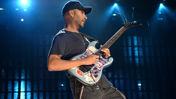 Tom Morello Unleashes 'Rebel Music' Label Firebrand Records' First Song