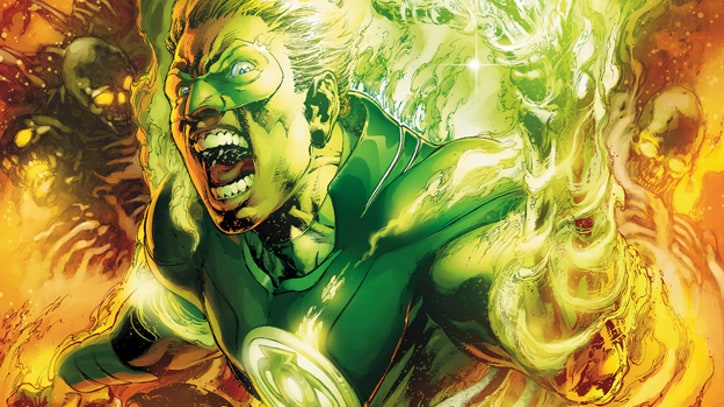 Green Lantern Comes Out As Gay in 'Earth Two'