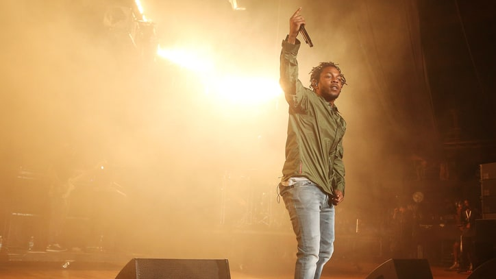 Kendrick Lamar Boots Salad CEO Off Stage After Lyric Flub
