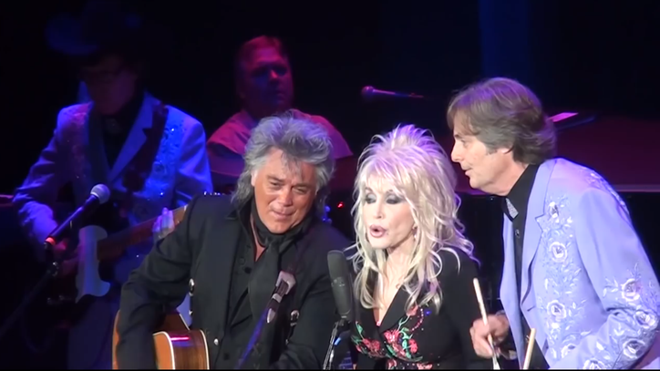 Flashback: Watch Dolly Parton's Rare Duet With Marty Stuart