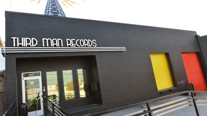 Jack White's Third Man Records Opening Detroit Location
