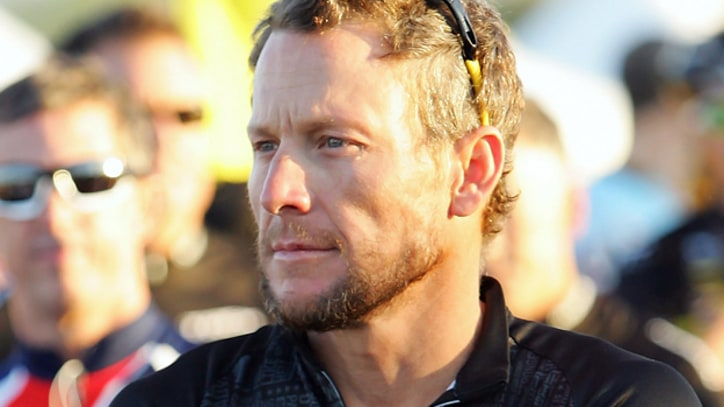 Lance Armstrong Resigns as Livestrong Chairman