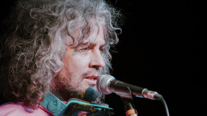 Watch Flaming Lips Perform 'Good Vibrations,' Praise Brian Wilson