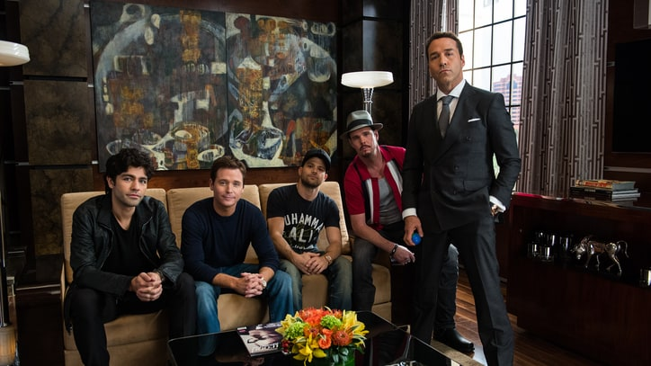 The Real-Life Bros of 'Entourage'