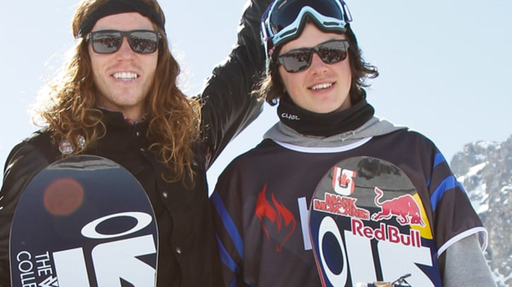 Is Mark McMorris the Next Shaun White?
